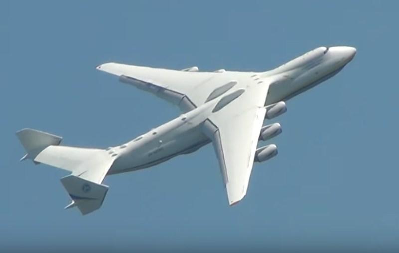 Vídeo Print Antonov An-225 Show Aéreo Berlim Air Show