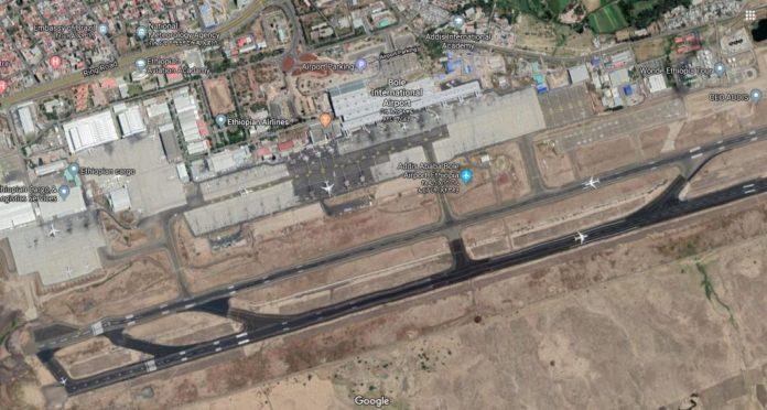 Bole International Airport Addis Ababa Google Maps