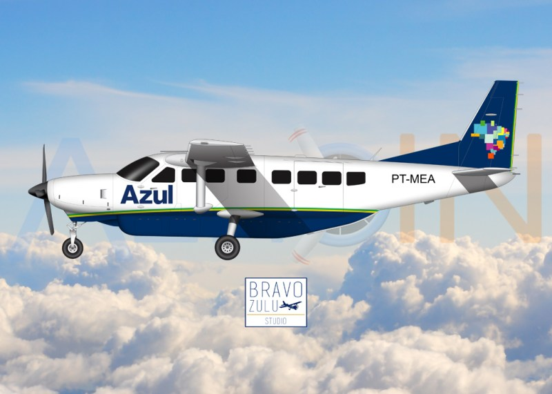 Cessna Azul TwoFlex