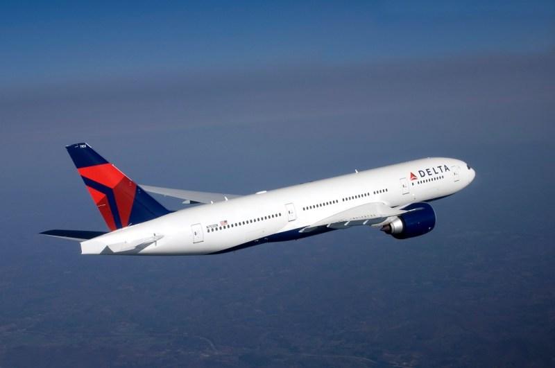 Boeing 777-200LR Delta