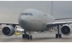 Avião Airbus A310 Luftwaffe
