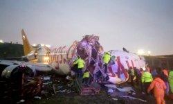 Acidente 737 Pegasus Istambul