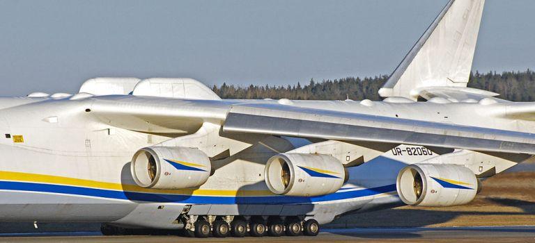 AN-225 Motores