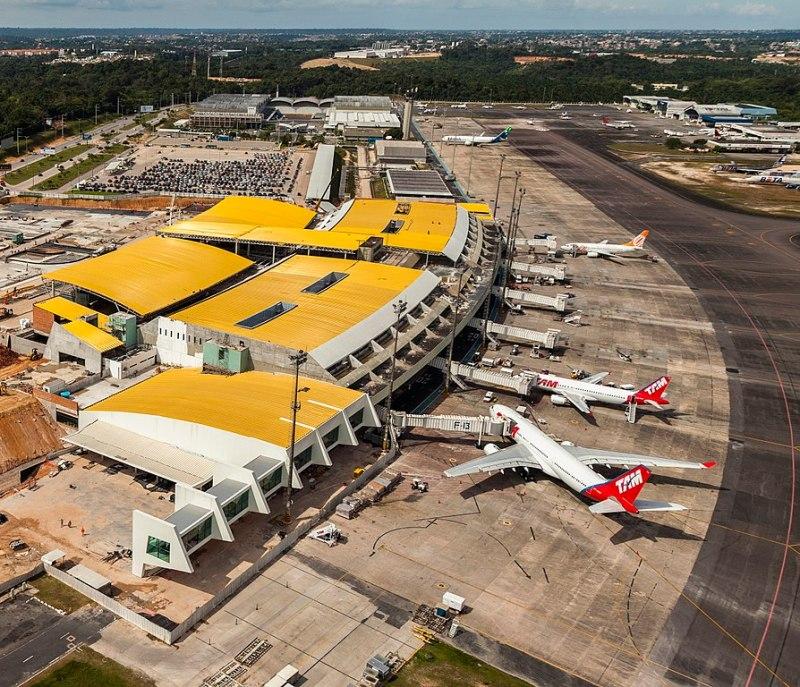 Aeroporto Manaus Eduardo Gomes
