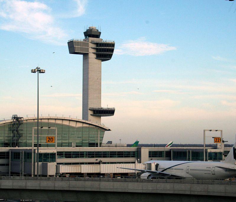 Aeroporto Nova York JFK Torre de Controle