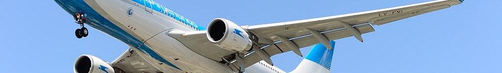 Avião Airbus A330-200 Aerolíneas Argentinas