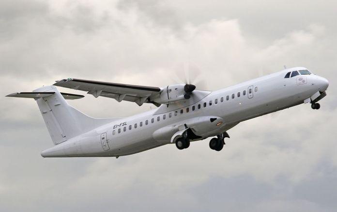 Avião ATR 72-600 Stobart Air