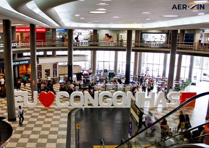 Aeroporto Congonhas Terminal
