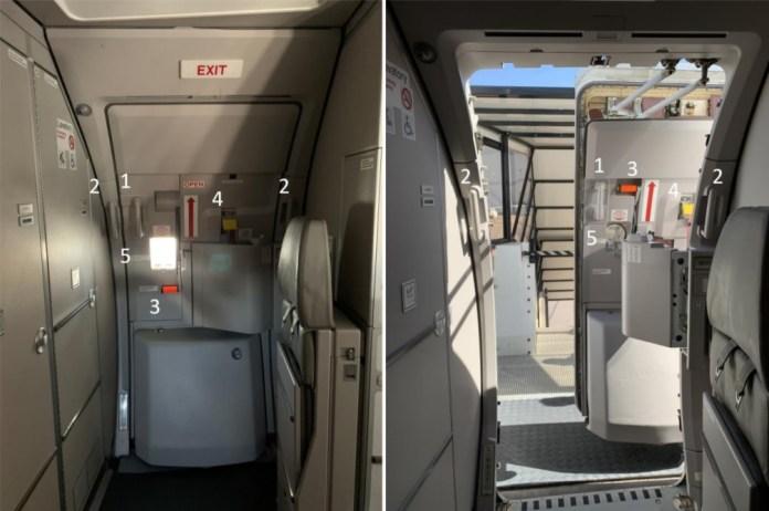 Finnair Acidente Queda Comissária Porta A320