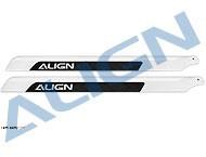 600D Carbon Fiber Blades
