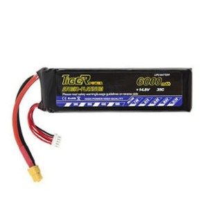 Bateria 11.1V 6000mAh 3cell 35C