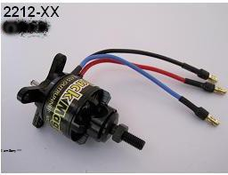 Motor Brushless Arrowind BM-2204-28