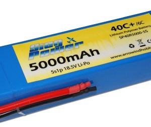 Bateria para Receptor Lipo