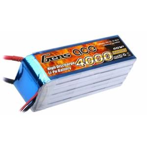 Bateria GENS ACE 4000 mAh 60C 22 2V