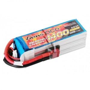 Bateria GENS ACE 1400 mAh 40C 22.2V