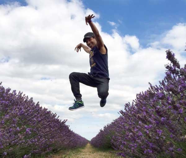 Jeff Davila Aerolatino Fitness