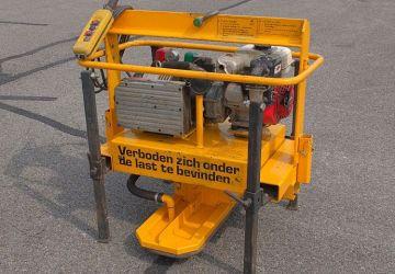 Klein vacuüm heftoestel voor het handlen van producten tot 500kg