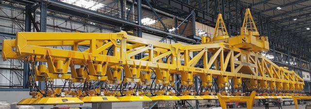 World's biggest vacuum lifter just got bigger