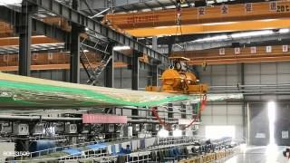 80ES3500 Vacuum lifter Aerolift wind power industry