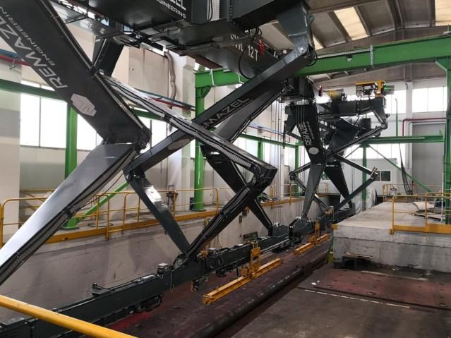 Offshore lifting solutions Aerolift
