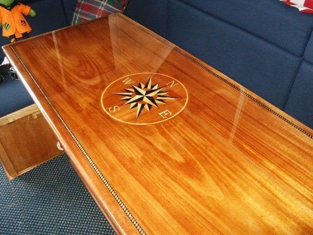 Fiberglass Resin On Wood Floors
