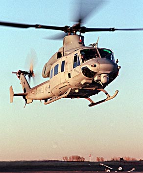 Primo volo del Bell UH-1Y/Bell UH-1Y achieves first flight