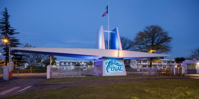 ENAC main entrance