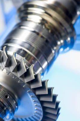 aubes-turbine