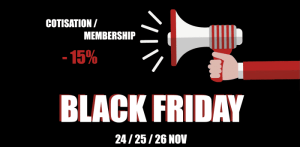BLACK FRIDAY du 24 Nov au 26 Nov 2017 chez ENAC Alumni @ ENAC | Toulouse | Occitanie | France