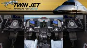 Accord historique entre Twin Jet et Honeywell / Bendix-King