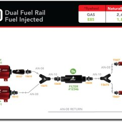 Pump Wiring Diagram Data Flow For Payroll Management System In Line Fuel Diagrams – Aeromotive, Inc