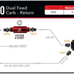 Series Wiring Diagrams 2006 Subaru Impreza Wrx Diagram Stealth 340 Fuel System – Aeromotive, Inc