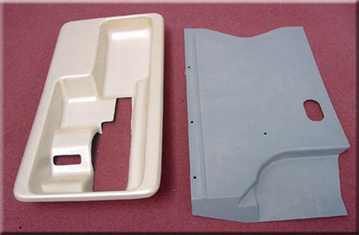 Airplane Plastic Interior Parts