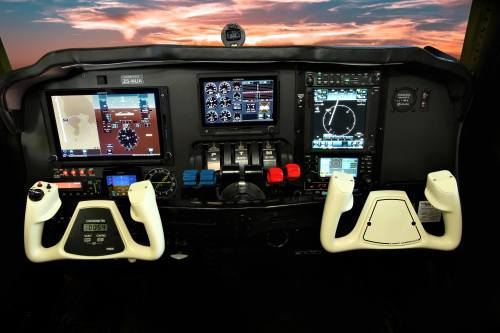 small resolution of install garmin g500txi with engine indication gtn750 gns430w gma345 audio panel gfc600