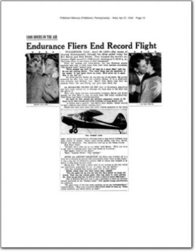 What's New Aeronca Museum