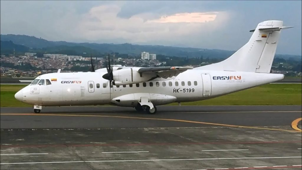 ATR EasyFly Colombia