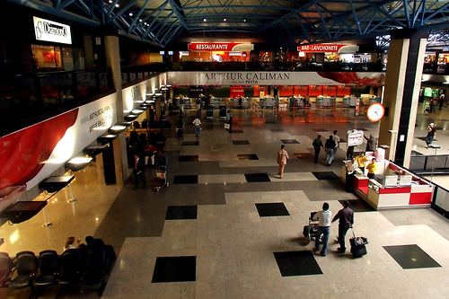 Curitiba International Airport Guide Afonso Pena Brazil Cwb