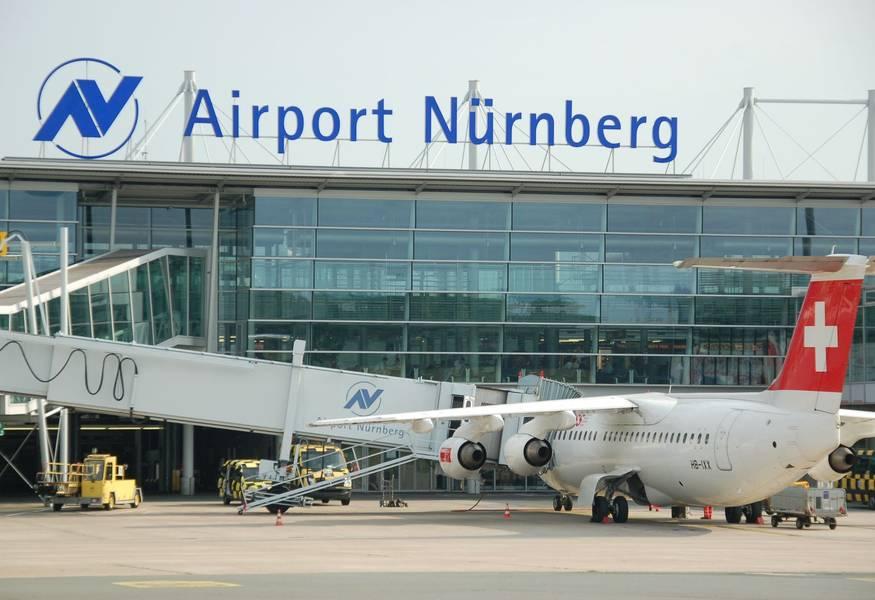 Aeropuerto de Núremberg - transporte aeropuerto hasta el centro ...