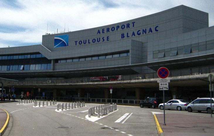 Aeropuerto de Toulouse Blagnac - transporte aeropuerto centro, bus ...