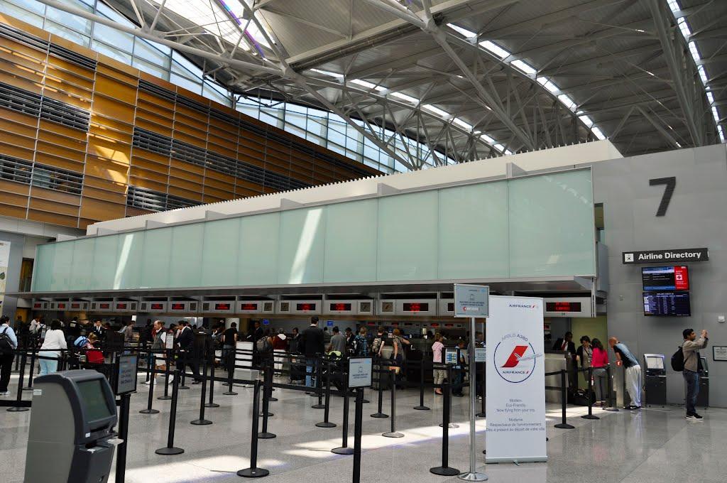 Aeropuerto Internacional de San Francisco SFO