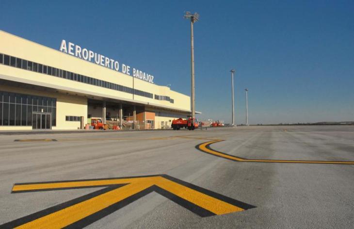 Aeropuerto de Badajoz (BJZ) - Aeropuertos.Net