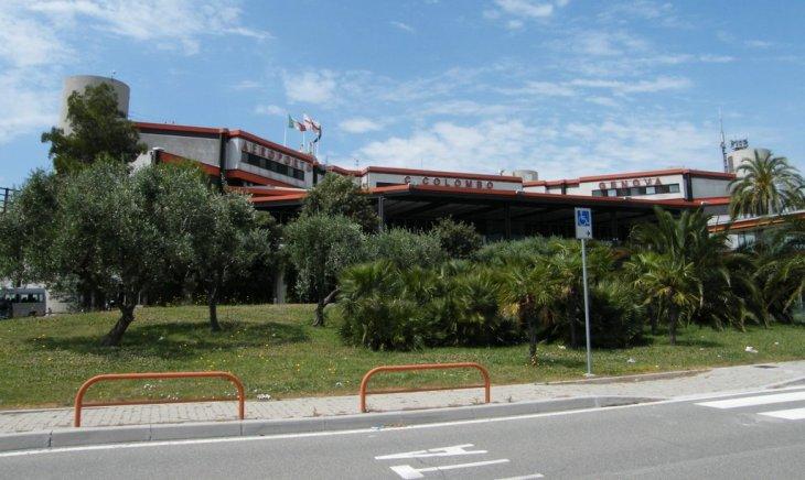 Aeropuerto de Génova (GOA) - Aeropuertos.Net
