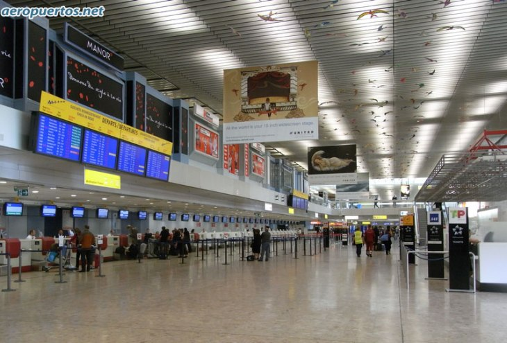 Aeropuerto Internacional de Ginebra (GVA) - Aeropuertos.Net