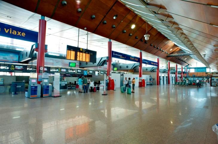 Aeropuerto de Vigo (VGO) - Aeropuertos.Net