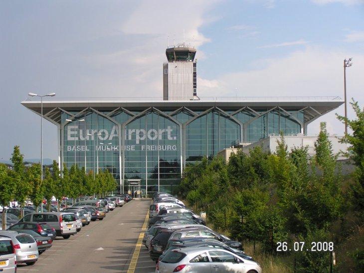 Aeropuerto de Basilea-Mulhouse-Friburgo (BSL, MLH, EAP ...