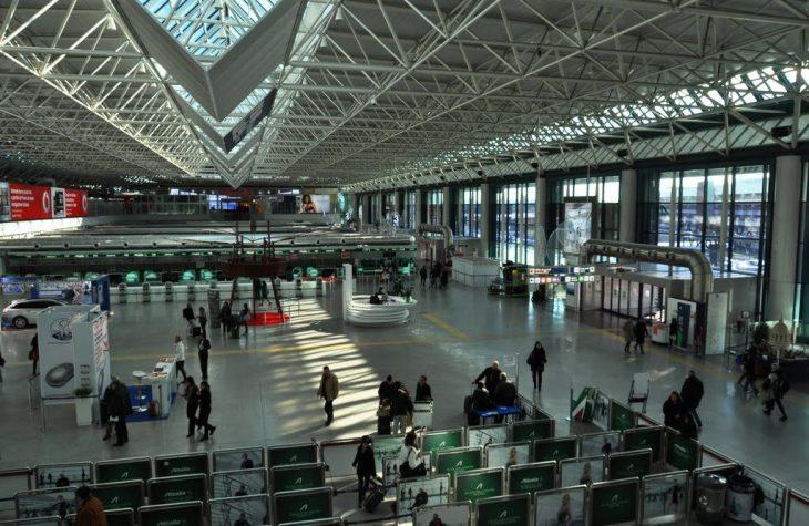 Aeropuerto de Roma-Fiumicino (FCO) - Aeropuertos.Net