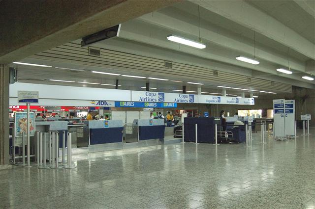 Aeropuerto Internacional Ernesto Cortissoz BAQ