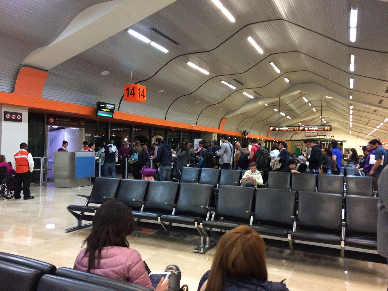 Instalaciones  Aeropuerto Internacional de Guadalajara