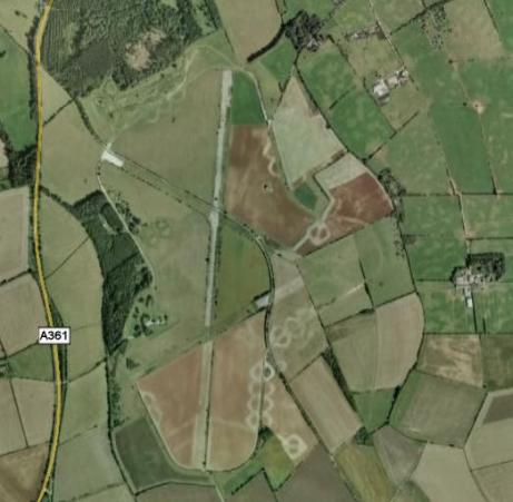 RAF Broadwell Satellite Image