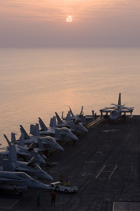 © Anthony Osborne - United States Navy • USS Enterprise